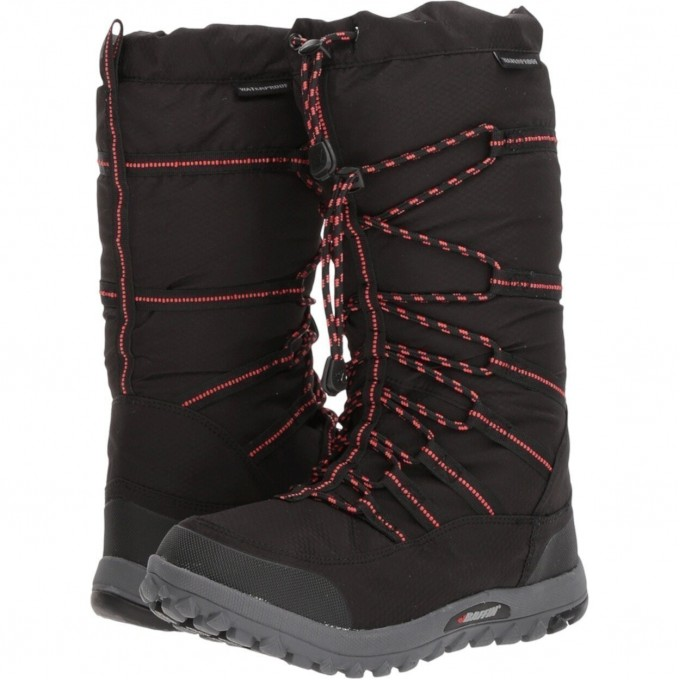 Сапоги BAFFIN Escalate Black/Red 8/38 EASE-W003-BAM-08