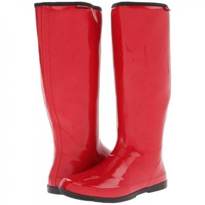 Сапоги BAFFIN Rubber Boot Red 10/40 PACK-W001-RD1-10
