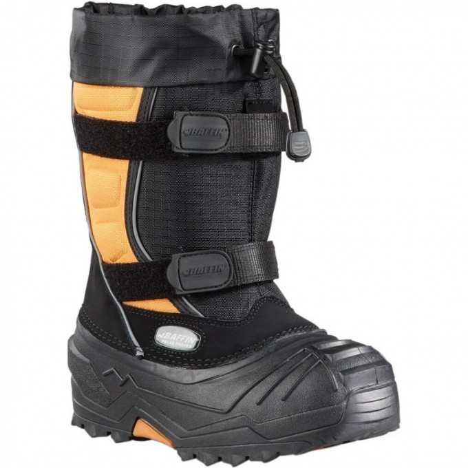 Сапоги BAFFIN Young Eiger Black/Expedition Gold 04/36 EPIC-Y001-BAK-04