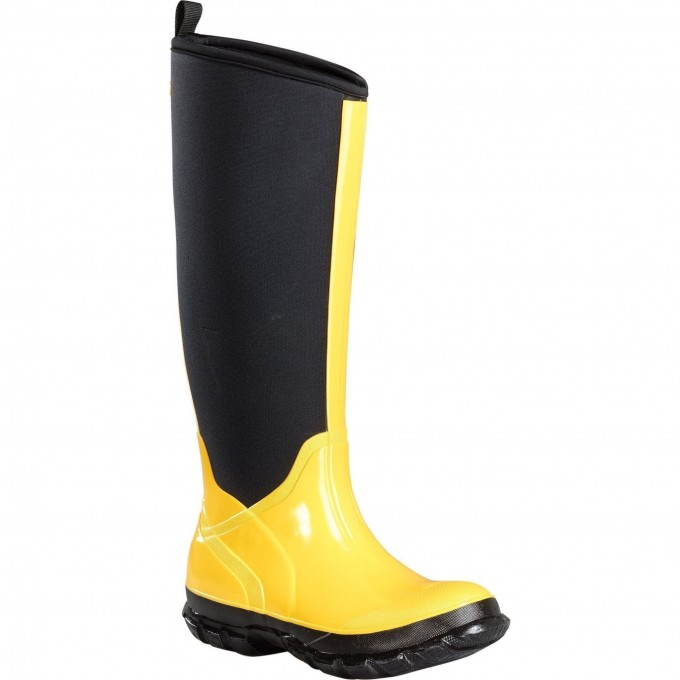 Сапоги BAFFIN Rubber Boot Yellow 08/38 PACK-W001-YW1-08