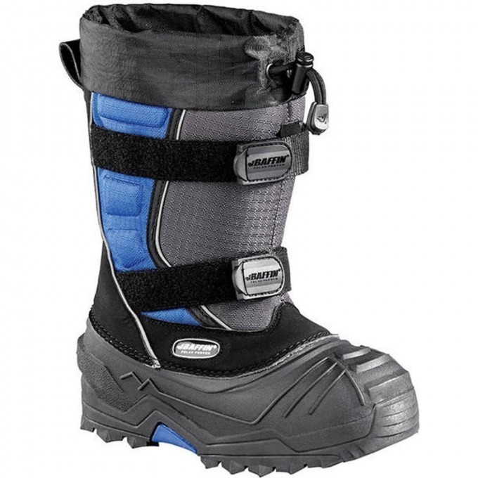 Сапоги BAFFIN Young Eiger Charcoal/Blue 05/37 EPIC-J001-CAC-05